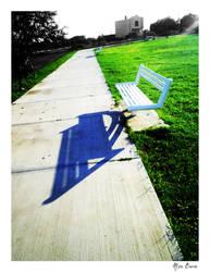 .marine shadow central park by bizarrismo