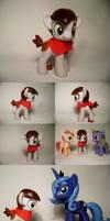 Pipsqueak G4 Custom Pony by Oak23