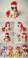 Twist G4 Custom Pony by Oak23