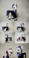 Fancypants G4 Custom Pony by Oak23