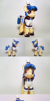 Sapphire Shores G4 Custom Pony by Oak23