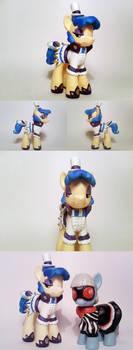 Sapphire Shores G4 Custom Pony by Oak23