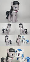 Octavia Custom G4 Pony by Oak23