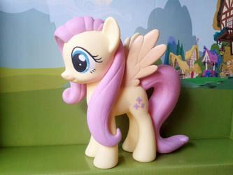Repainted Design A Pony Fluttershy by Oak23
