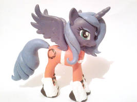 Aperture Science Princess Luna by Oak23