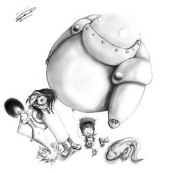 happy family by waleed-n