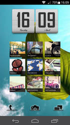 android huawei ascend p6 by D-e-s-i-g-n