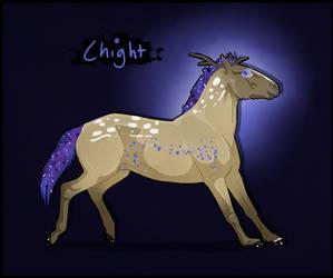 K244 Chight by YourClosetNinja