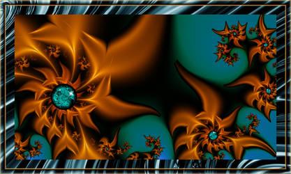 sea star by Lauredin