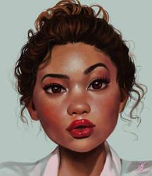 Model Freckles by Boss-Arts