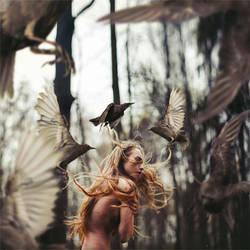 ornithophobia by ezorenier
