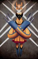 Wolverine Journey Inspired by MadCheshireFox