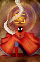 Spiderman journey inspired. by MadCheshireFox