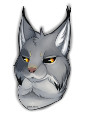 Lynx by MadCheshireFox