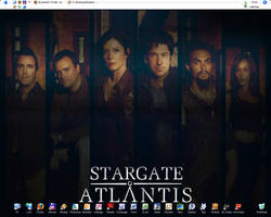 Stargate Atlantis by JR-resources