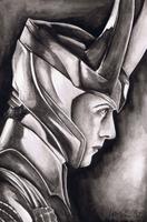 Loki by Shades-ofGray