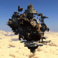 Orbital Hive 1 by jrmalone