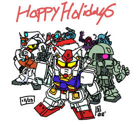 From my Gunpla shop... by GundamMeister
