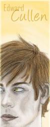 Edward Cullen - Bookmark by MargaHG