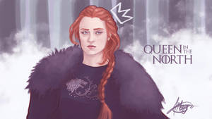 Queen In The North by MargaHG