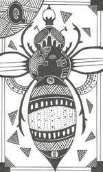 Queen Bee by Wobnairian