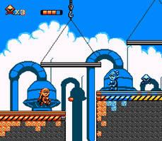 Splatoon NES De-make by Cyberguy64