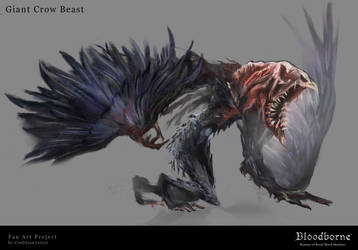 Crow Beast by mobiusu14
