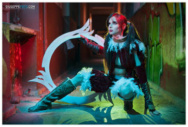 Tira - Soul Calibur IV cosplay by ThelemaTherion