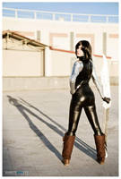 Battle Angel Alita by ThelemaTherion