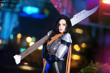 Alita TUNED body by ThelemaTherion