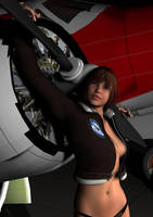 thank you for heating the hangar 002 by michaelelsaesser69