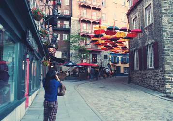 Umbrella Alley.1 by oldtime