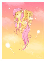 Hurricane Fluttershy by steffy-beff