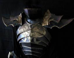 Druchii armour by BloodworxSander