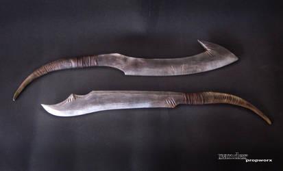 Orkschwerter by BloodworxSander