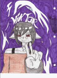 viktor by YumiTheVampy