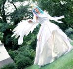MlP: The Princess in Canterlot's Garden by KuraiOfAnagura