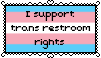 Because trans people deserve respect by xHappySinnerx