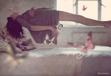 Levitation. by JayBird-stock