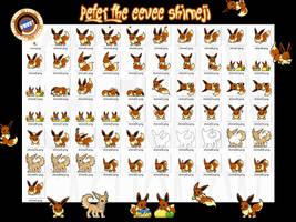 Peter the Eevee Shimeji +FREE+ by Cachomon