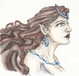 Queen Beryl by Asisko4