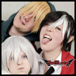 RB: Millenium's Friends by iigo-tomo-e