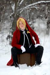 FMA: Winter Wonder Land by iigo-tomo-e