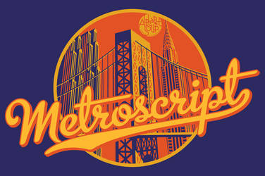 Metroscript by creativework247