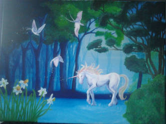 Enchanted Forest by MotherOfArt