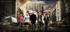 BIG Notrust Bank Robbery by Koshelkov