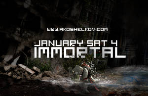 IMMORTAL | Video Coming January 4th by Koshelkov