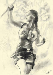 #011 Lara Croft by Edgar-gfx