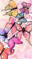 butterfly fields by filipinay