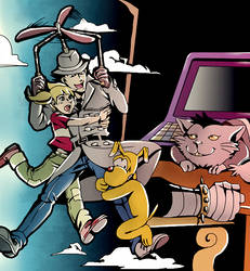 Inspector Gadget by uromang